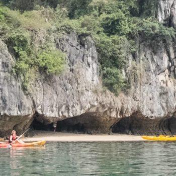 Lan Ha Bay - strand og kajak (2)
