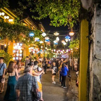 Lanterns street - Hoi An
