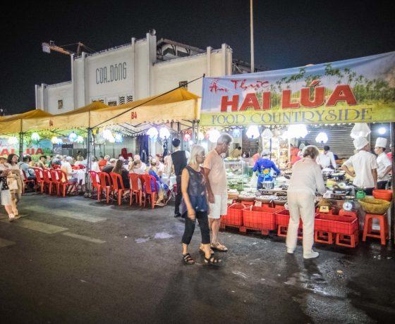 pop up streetfood - Saigon