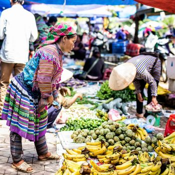 Sapa Minorities Market