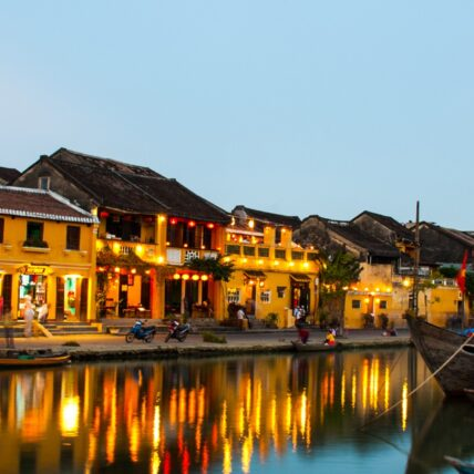 Vacation in Hoi An