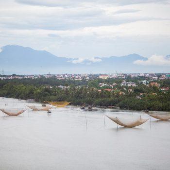 Hoi An aerial view (1)