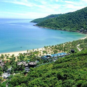 Intercontinental Danang - beach