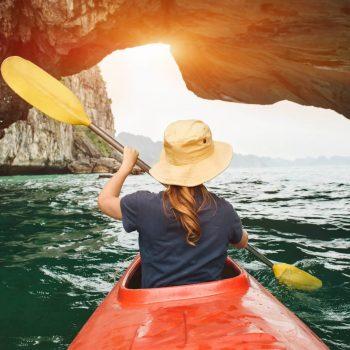 Lan Ha Bay - Kayak Cave