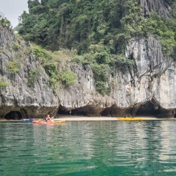 Lan Ha Bay - Kayak and beach