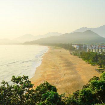 My Khe beach, Danang, Vietnam