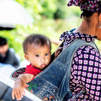 Topas Ecolodge - colourful minority - child