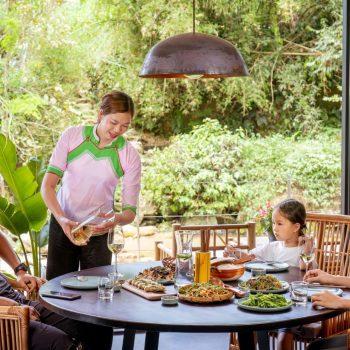 Topas Riverside Lodge - Sapa - Restaurant